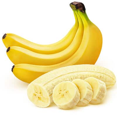 Dogs can eat bananas