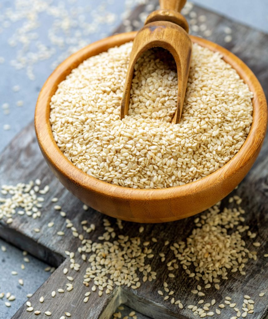 are sesame seeds good for dogs